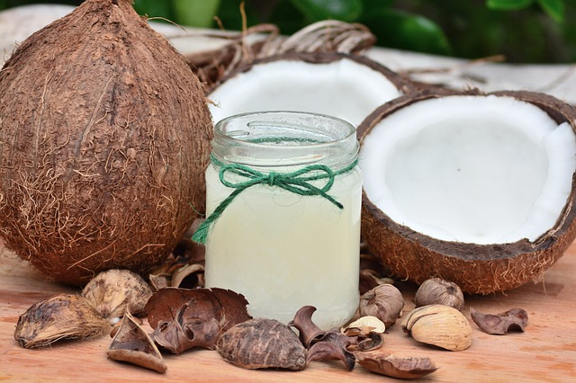 use of coconut oil for skin and hair