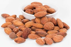 almonds for dark spot
